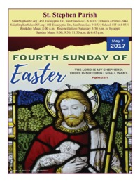 4th Sunday of Easter